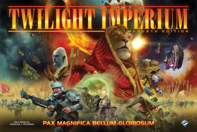 twilight imperium boardgame