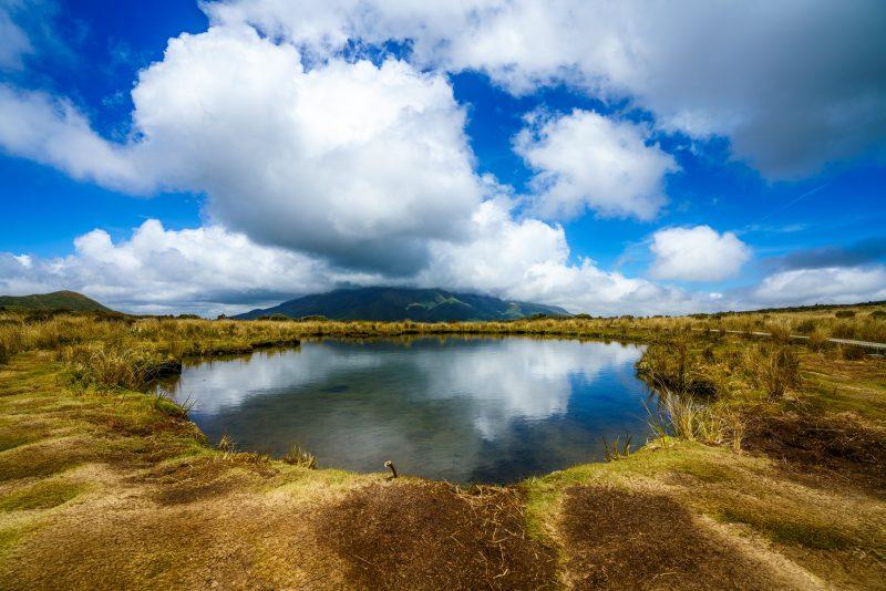 mount egmont national park, mount taranaki, New Zealand